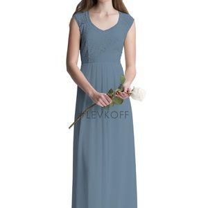 Bill Levkoff Bridesmaids Dress #7011 - Slate